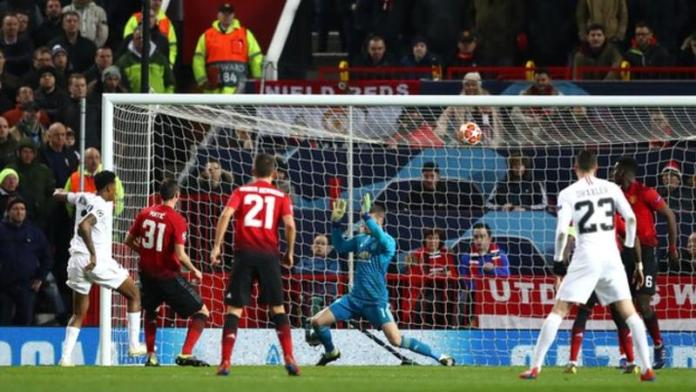 Manchester United 0 Paris St-Germain 2: Reality Bites As Kimpembe And Mbappe Goals Beats Reds Devils 1