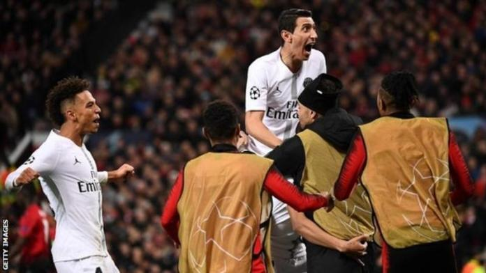 Manchester United 0 Paris St-Germain 2: Reality Bites As Kimpembe And Mbappe Goals Beats Reds Devils 5