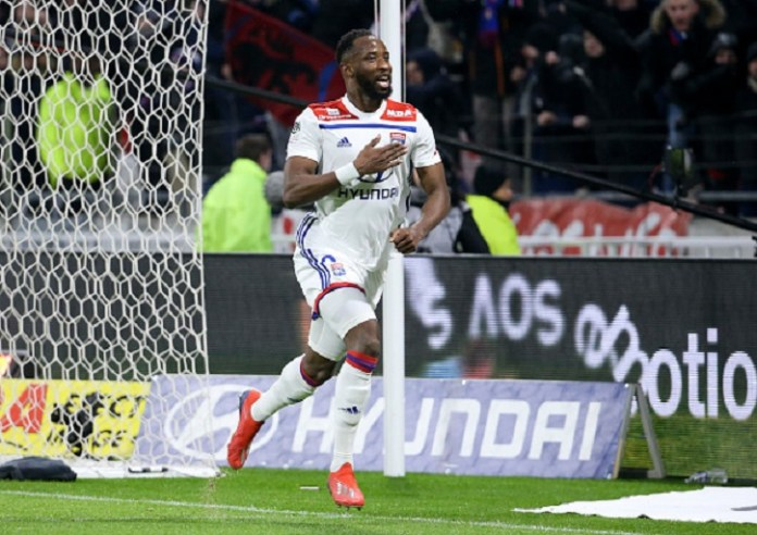 Ligue 1: Lyon Ends PSG's Unbeaten Run Dembele And Nabil Fekir Stars 2
