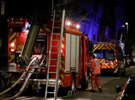 Oh No! 7 Dead In Paris Building Fire 1