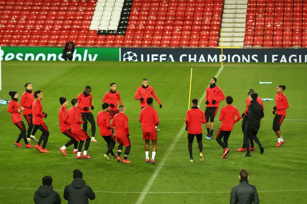 UCL: The Champions League Is Back And The Pick Of The Bunch This Night Is Man United Vs PSG 2