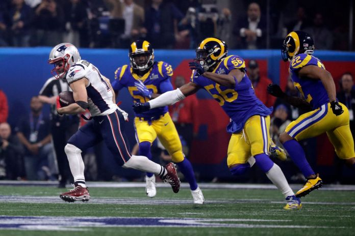 Super Bowl: New England Patriots Defeats Los Angeles Rams 13-3, Tom Brady Wins Record Equalling 6th Super Bowl 4