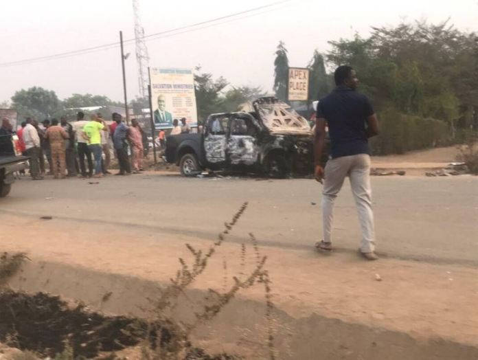 How Peter Obi Narrowly Escapes Death In Abuja 3