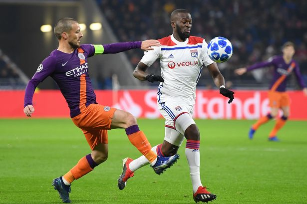 """Man United """"Make Contact"""" With Lyon Over Midfield Ace Tanguy Ndombele 1"""