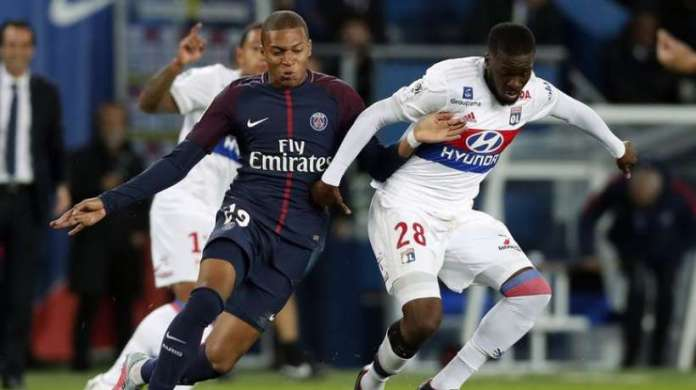 """Man United """"Make Contact"""" With Lyon Over Midfield Ace Tanguy Ndombele 2"""