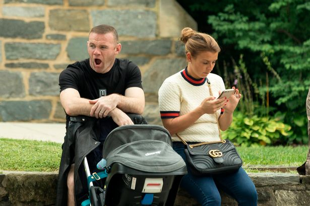 Former Man United Striker Wayne Rooney's Marriage Hanging By A Thread 3