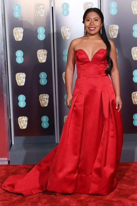 Bafta 2019: See The Red Carpet Looks From Celebrities At The Event 10