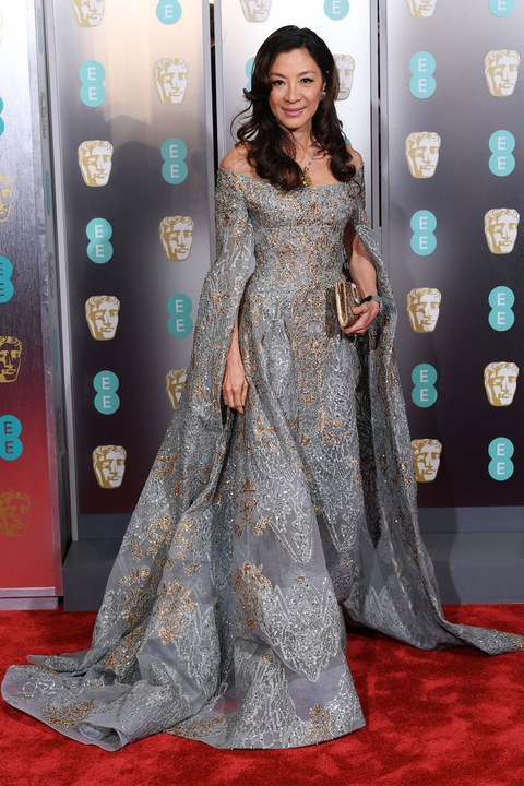 Bafta 2019: See The Red Carpet Looks From Celebrities At The Event 11