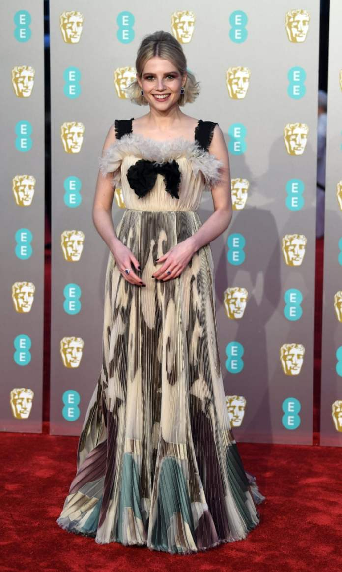 Bafta 2019: See The Red Carpet Looks From Celebrities At The Event 1