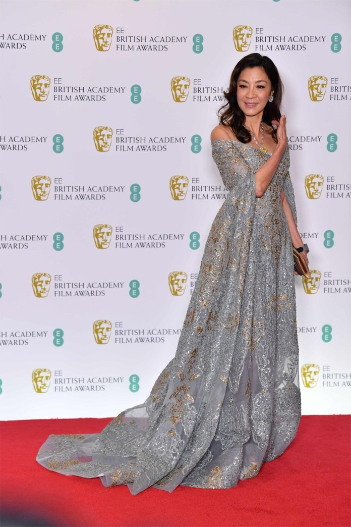 Bafta 2019: 14 Celebrities That Blew Us Away With Their Impeccable Styles 3