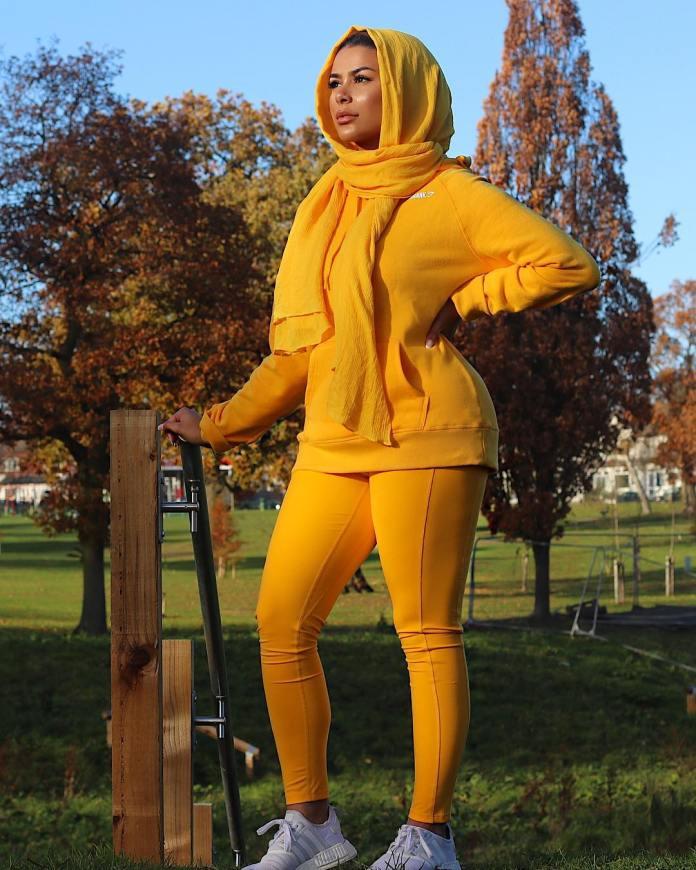 Muslimah Style: Six Times Habiba Da Silva Looked Ravishing In Chic Street Styles 6