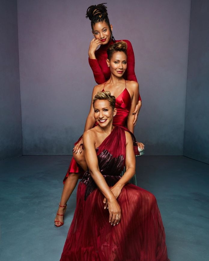 3-Generations Of Beauty! Stunning Photo Of Adrienne, Jada Pinkett-Smith And Willow Surfaces Online 1