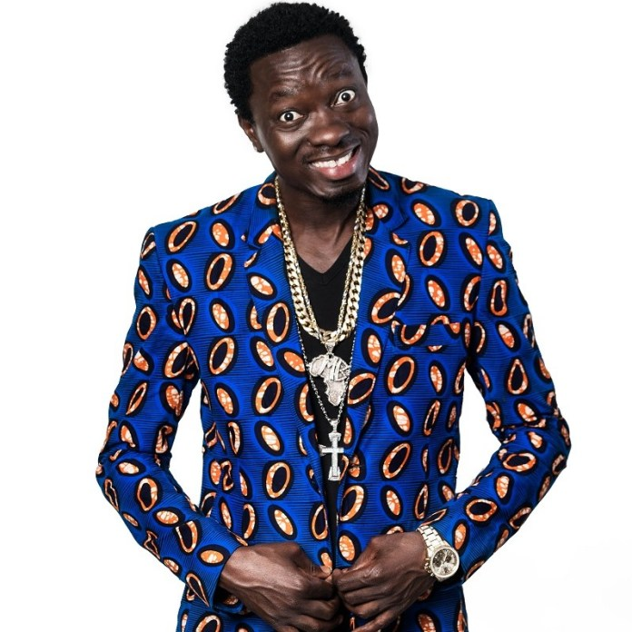 They Are All Up For Auction - Comedian Michael Blackson Puts All His Gucci Items Up For Sale 1