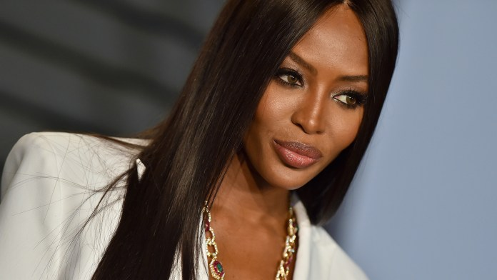 Naomi Campbell launches basketball forum in senegal