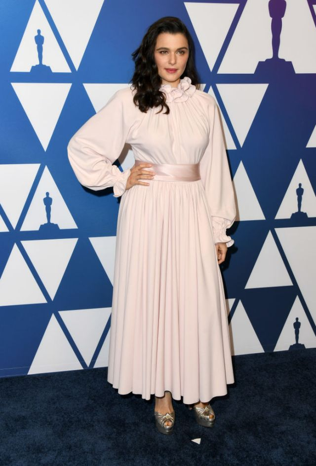 Regina King, Lady Gaga, Others Attend 91st Oscar Nominees Luncheon 9