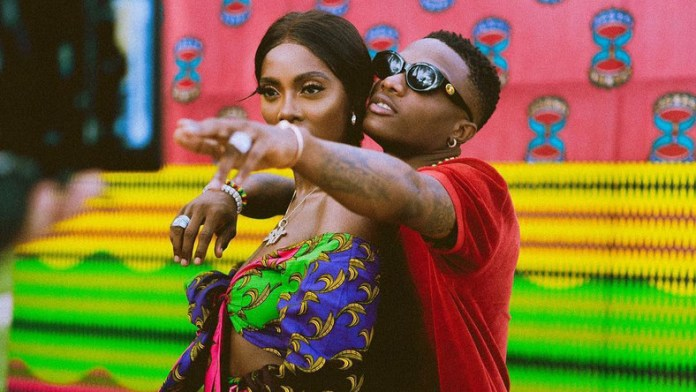Couple Goals Or Nah? Tiwa Savage And Wizkid Caught Shopping Together 4