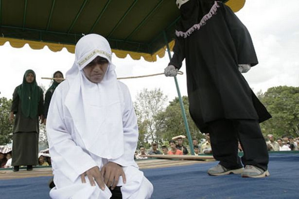 Is Having Sex Now A Crime? Women Flogged Publicly For Having Sex Outside Of Marriage 2