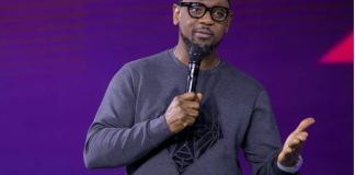 Biodun Fatoyinbo exhorts church member on representing christ