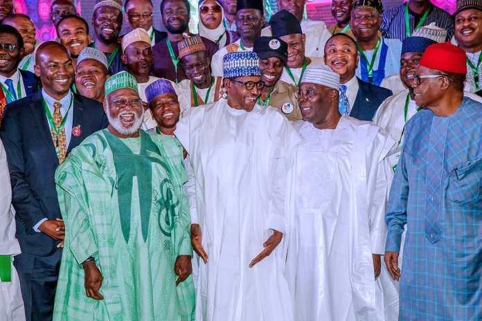 Facebook Closes 'Buhari Accounts' For Smearing Atiku 1