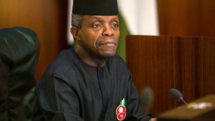 Modern Day Slavery Is Still Prevalent In The Country, Says VP Osinbajo 1