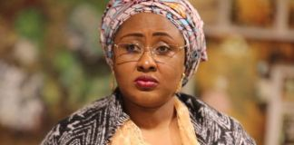 Tweeps Roast Aisha Buhari Over Support For Social Media Bill