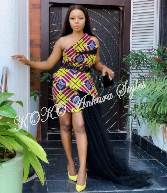 5 Classy And Gorgeous Ankara Styles That Are Just Too Chic To Ignore 3