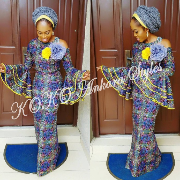 5 Classy And Gorgeous Ankara Styles That Are Just Too Chic To Ignore 5