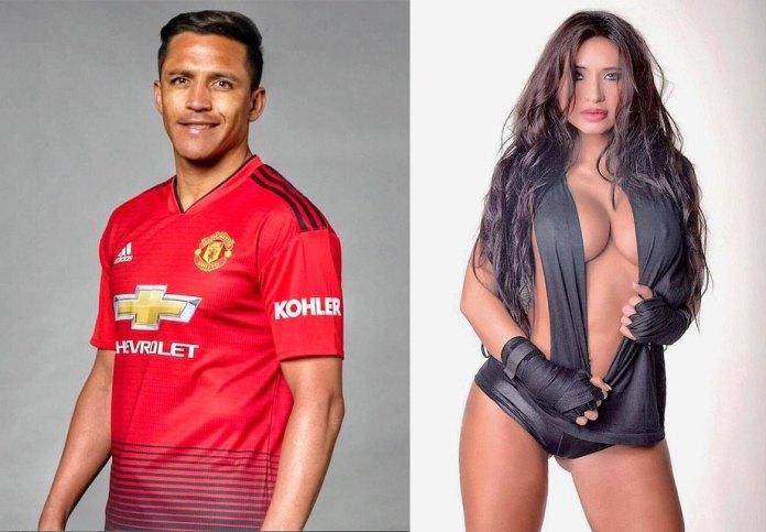 "Paraguayan Beauty Model Mirtha Sosa Brands Man Utd Star A ""Womanizing Liar"" 2"