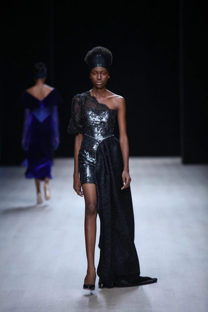 Edgy And Chic! CLAN New Collection At ARISE Fashion Week 2019 15