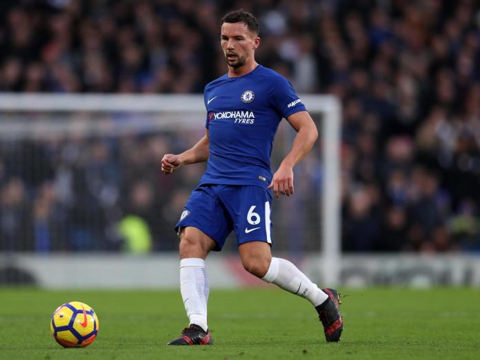 Chelsea's Midfielder Danny Drinkwater Banned From The Roads For 20 Months For Drink-driving 1
