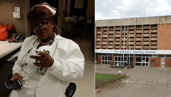 Shocker! Ailing Nurse Swapped Over 5,000 Babies In 12 Years At UTH Maternity Unit 1