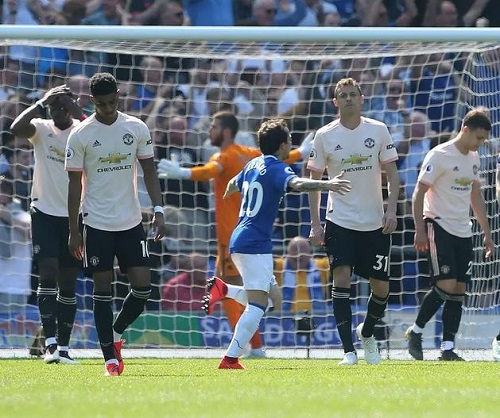 Everton 4 Manchester United 0: Woeful Reds Devils Battered At Goodison Park 4