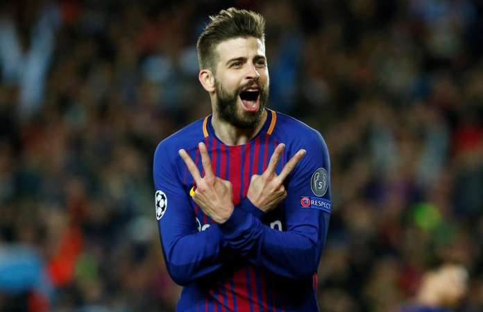 Gerard Pique Warns Barcå Teammates To Kill Off United If Given The Chance 2