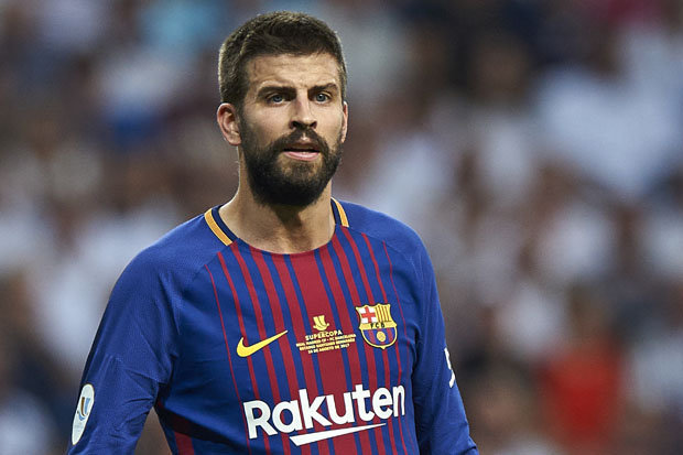 Gerard Pique Warns Barcå Teammates To Kill Off United If Given The Chance 3