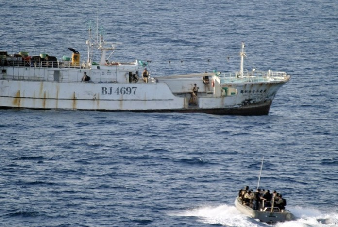 Nigerian Navy Arrests 19 Suspected Pirates Along With 2 Vessels 2