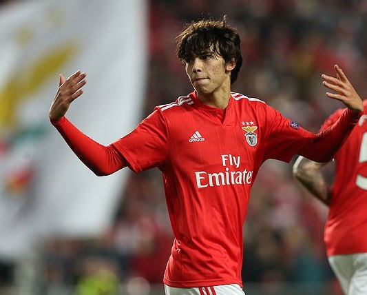 Meet Joao Felix The £105m Rated 19year Old Benfica Sensation Man United Wants To Sign 3