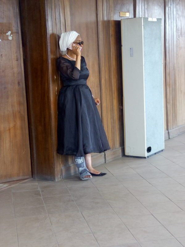 Drama At Court: EFCC Apprehends Justice Rita Ofili-Ajumogobia After Corruption Charges Were Struck Out 1