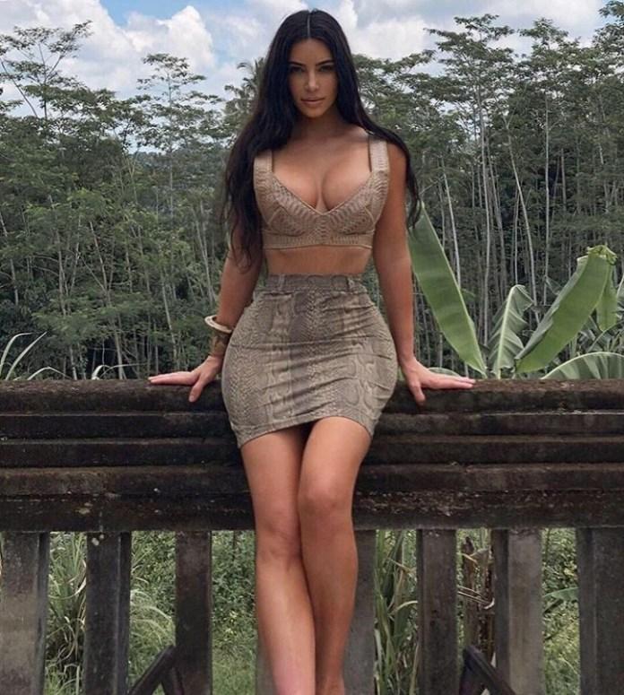 Kim Takes Bali! Check Out These Stunning Photos Of Kim Kardashian In Bali 4