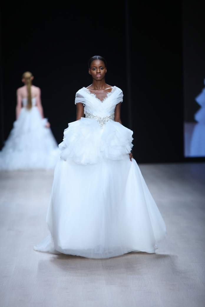 Classy & Contemporary! Mai Atafo New Collection At ARISE Fashion Week 2019 8