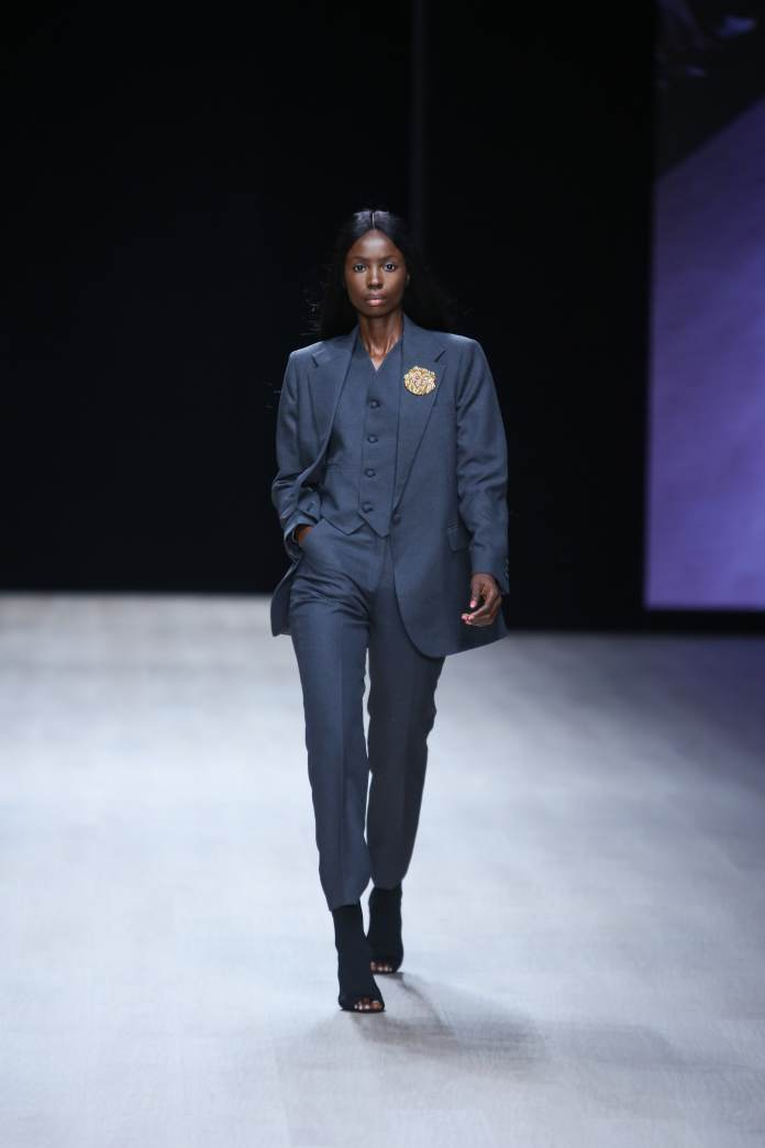 Classy & Contemporary! Mai Atafo New Collection At ARISE Fashion Week 2019 26