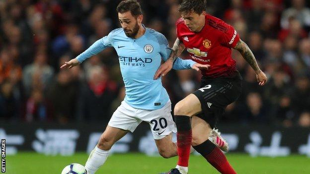Manchester United 0 Manchester City 2: Blues Return To The Top Of Premier League After Derby Win 1