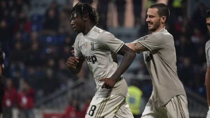 Leonardo Bonucci Backtracks On Moise Keane Racism Remarks 3