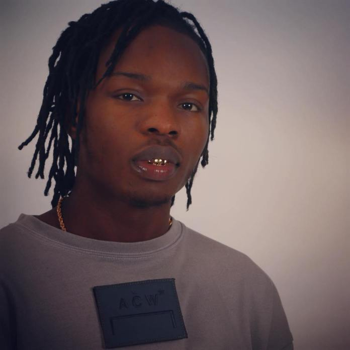 Gang disrupts Naira Marley's show in Dublin