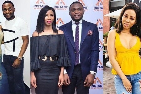 Nicola Siyo: Meet Ubi Franklin's Pretty South African Third Babymama And His Former Employee 2