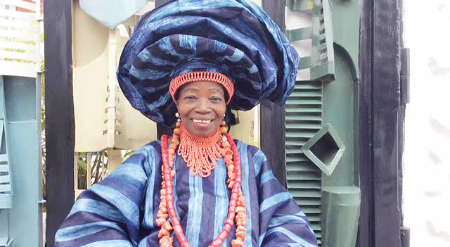 Queen of Textiles, Champion of Nigerian arts-  Nike Davies-Okudaye Is An Embodiment Of Artistic Heritage 1