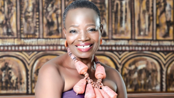 Queen of Textiles, Champion of Nigerian arts-  Nike Davies-Okudaye Is An Embodiment Of Artistic Heritage 4