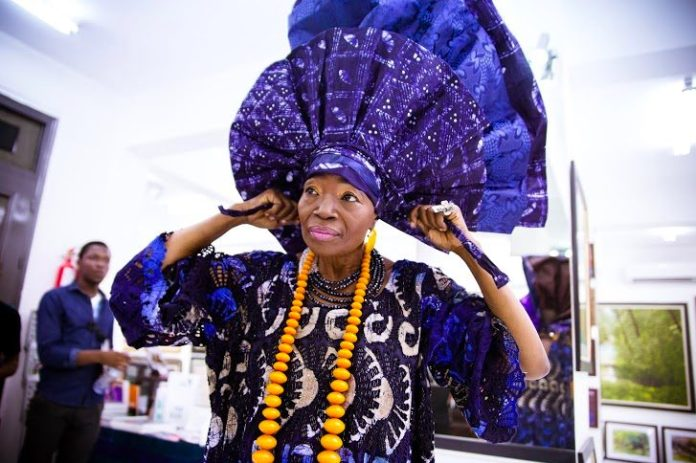 Queen of Textiles, Champion of Nigerian arts-  Nike Davies-Okudaye Is An Embodiment Of Artistic Heritage 2