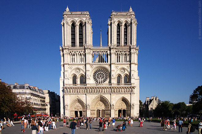 Notre Dame Cathedral: 850-year-old History Of Our Lady of Paris - A Masterpiece of Gothic Architecture 1