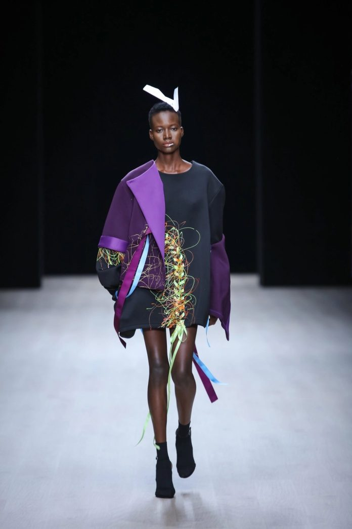 Refreshing! Papa Oppong New Collection At ARISE Fashion Week 2019 12