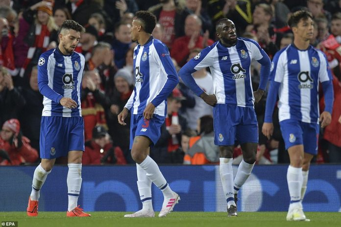 UCL: Liverpool 2 Porto 0; Naby Keita And Roberto Firmino Scores To Give The Kops Advantage 3